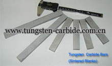 Tunsten carbide bar
